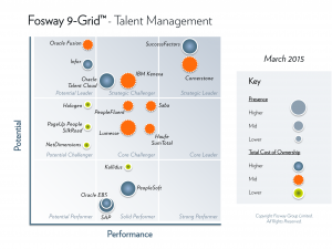 2015 Fosway 9-Grid Talent Management