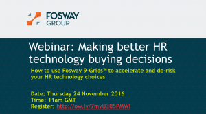 fosway-webinar-hr-buying-decisions-november-2016