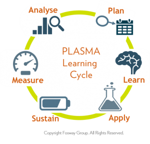 Fosway PLASMA Learning Cycle Model