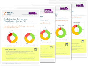 Fosway Digital Learning Realities 2017 Datasheet image