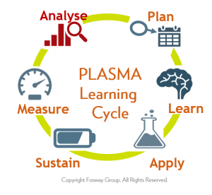 Fosway PLASMA Learning Cycle_ANALYSE
