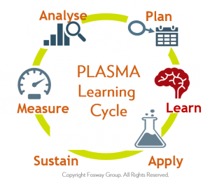 Fosway PLASMA Learning Cycle_LEARN