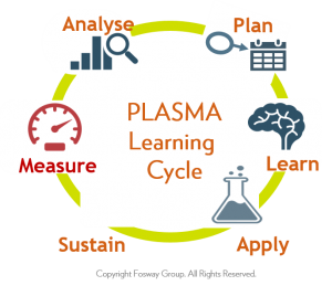 Fosway PLASMA Learning Cycle_MEASURE