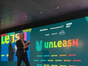 UNLEASH 18 London Keynote