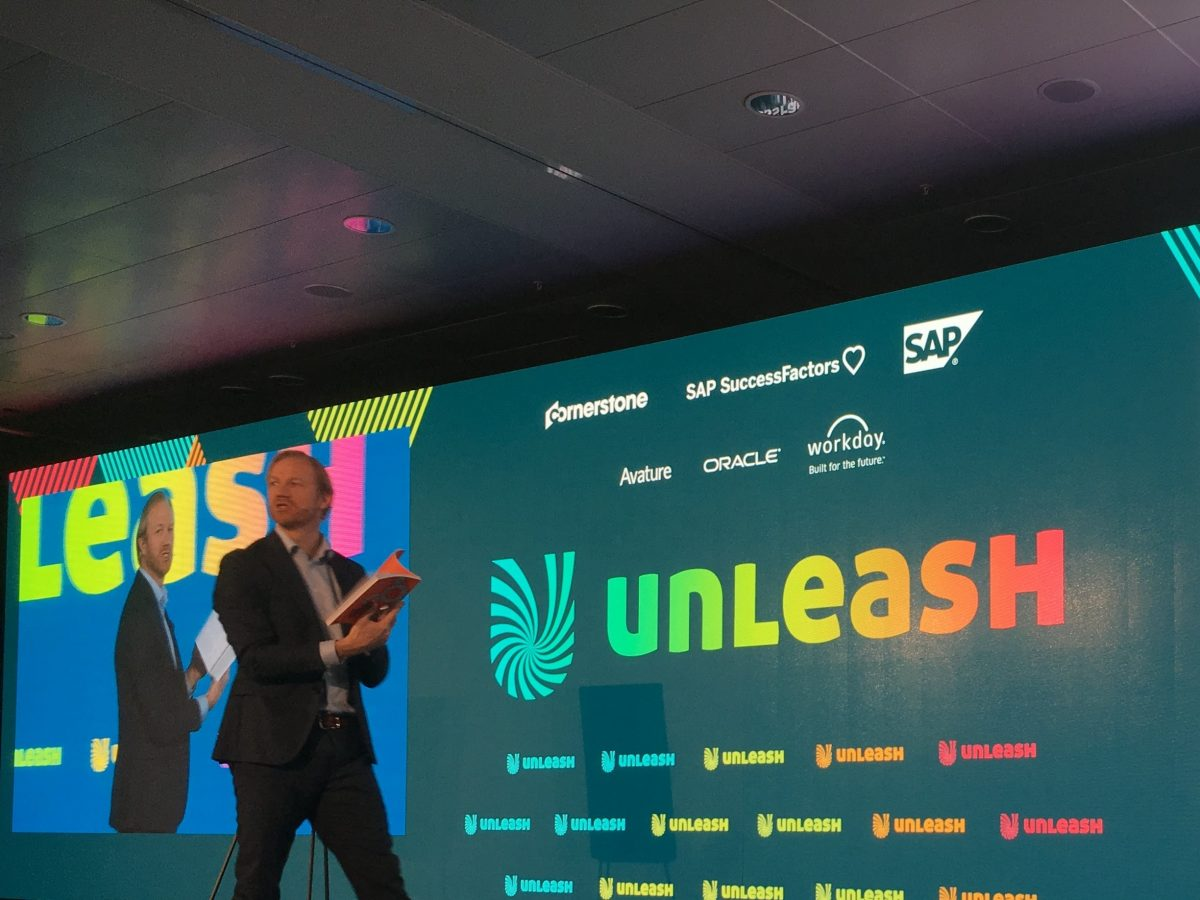 Fosway_UNLEASH Keyote London 2018