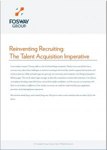 Reinventing Recruitment The Talent Acquisition Imperative