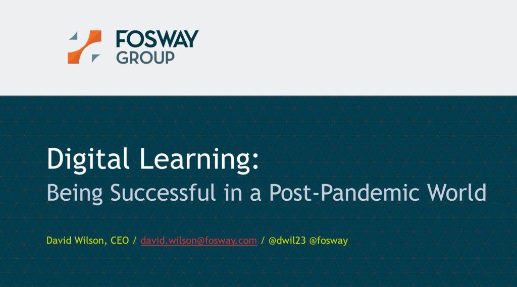 LTSF Fosway Slide 1