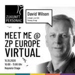 David Wilson Fosway Group Keynote Zukunft Personal ZP 365