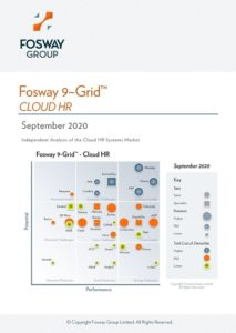 2020 Fosway 9-Grid Cloud HR_Full Report Cover